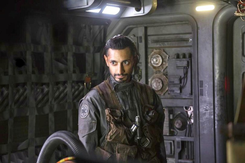 Rogue One: A Star Wars Story movie, actor Riz Ahmed is Bodhi Rook