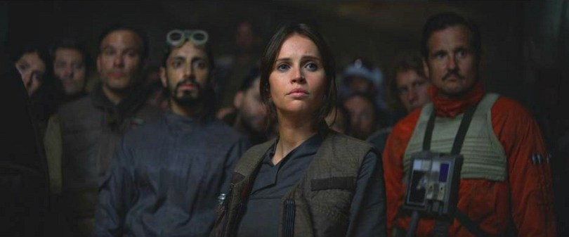 Rogue One: A Star Wars Story movie cast