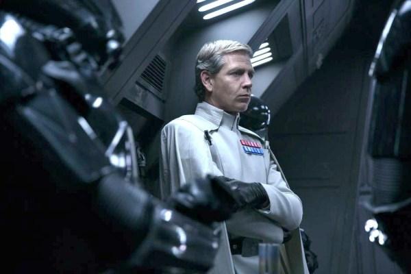 Rogue One Ben Mendelsohn is Imperial Director Orson Krennic