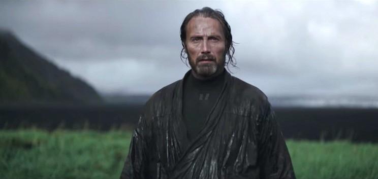 Rogue One Star Wars movie - Mads Mikkelsen plays Galen Erso