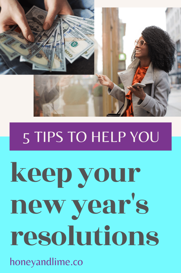 5 Tips for Keeping Your New Year's Resolutions That Actually Work