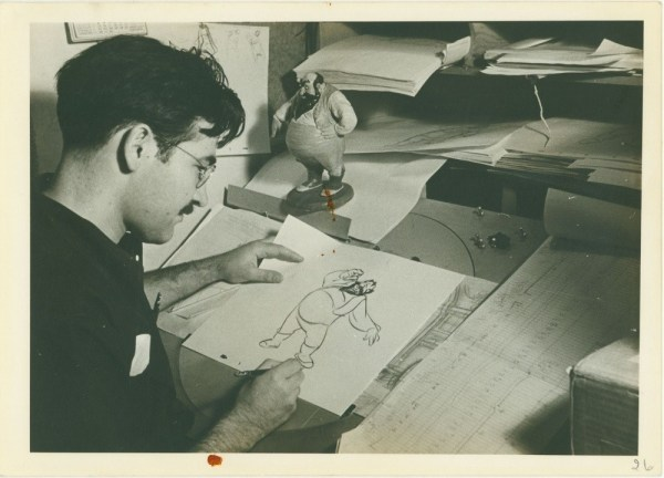 Photography of Vladimir Tytla; collection of the Walt Disney Family Foundation, © Disney