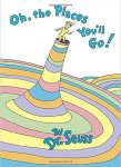 Dr. Seuss Oh The Places You'll Go