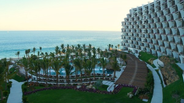 Grand Velas Los Cabos resort, on the Sea of Cortez in Baja California, Mexico
