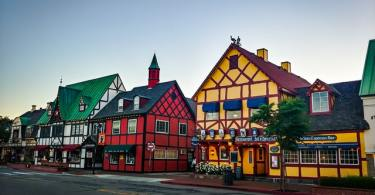 Visit Solvang, California - colorful buildings.jpg