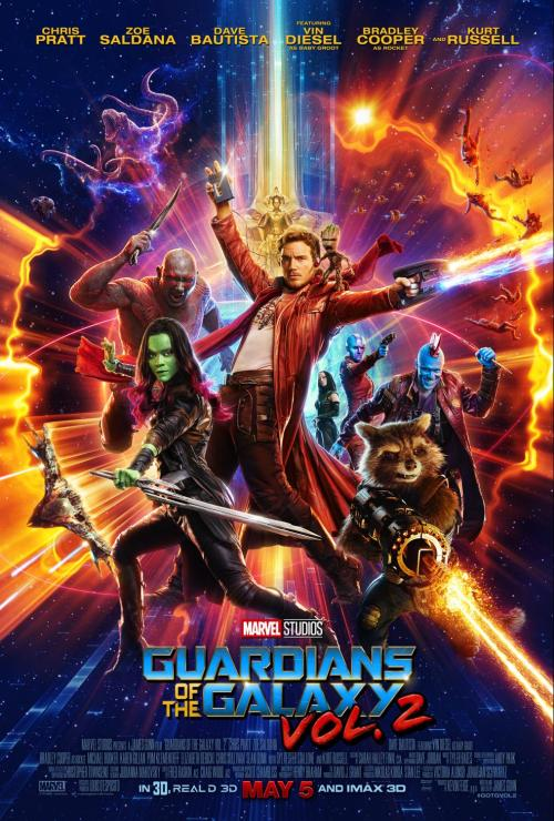 Guardians of the Galaxy Vol 2 poster - Excited for the Guardians of the Galaxy Vol 2 Movie Premiere! #GOTGvol2Event