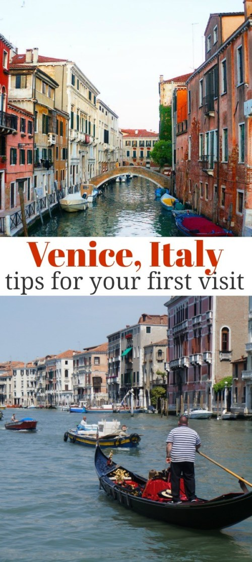 10 Things To Know When Visiting Venice, Italy For The First Time