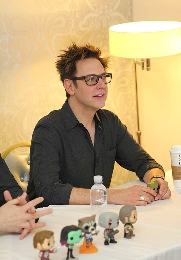 Guardians of the Galaxy Vol. 2 Director James Gunn