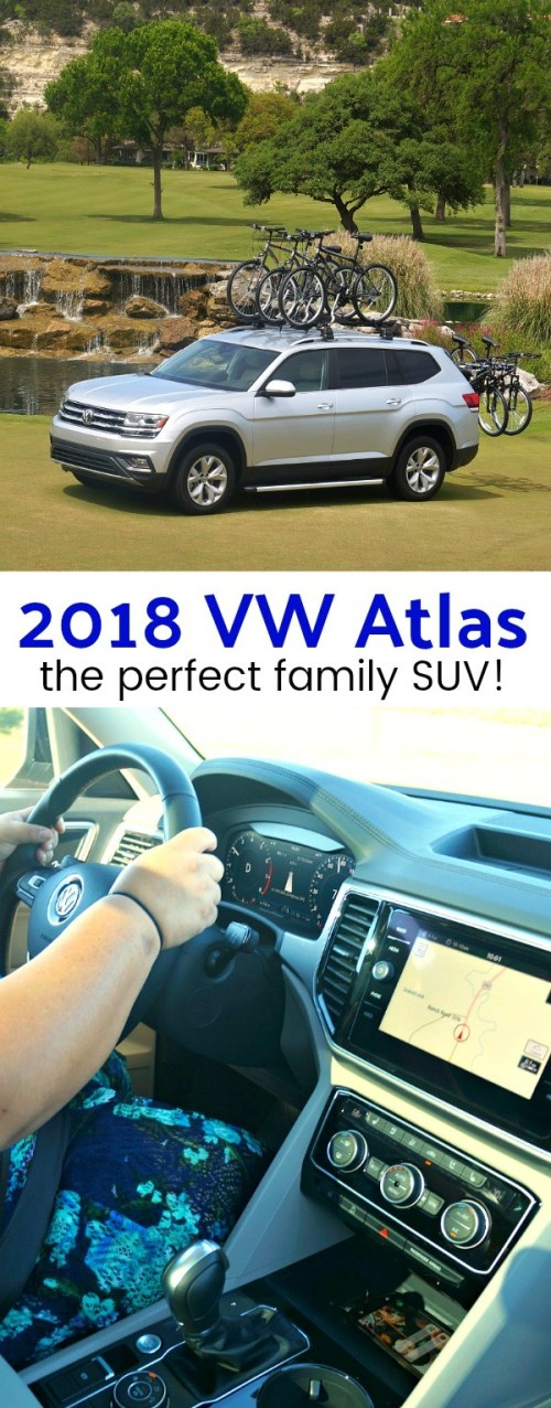 The all new 2018 VW Atlas Review- An Affordable Family SUV Packed With Features!