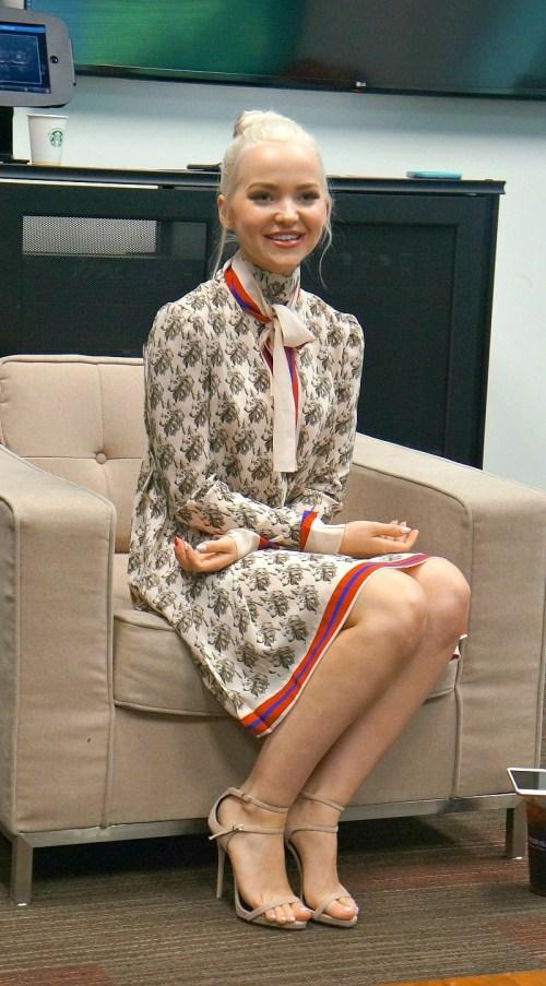 Dove Cameron plays MAL in Disney's Descendants 2