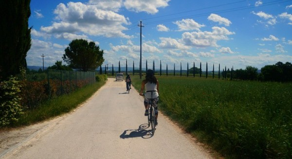 Tuscany bike tours with Bike Florence and Tuscany
