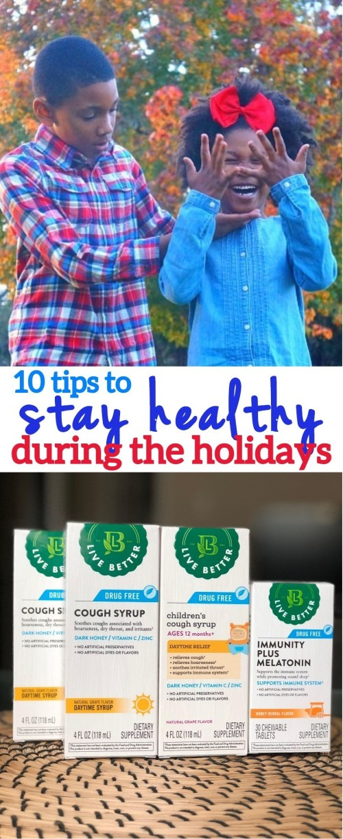 10 Tips To Stay Healthy During The Holiday Season - Learn how to stay healthy in the winter and natural ways to fight a cold