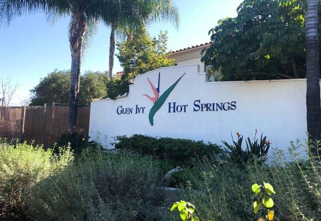 Glen Ivy Hot Springs Spa in Corona CA