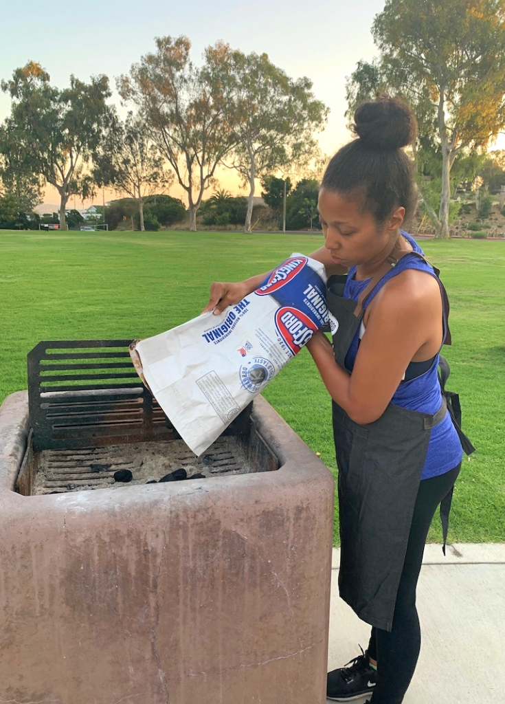 Grilling with Kingsford® Original Charcoal