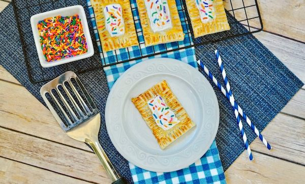 Air fryer pop tarts recipe