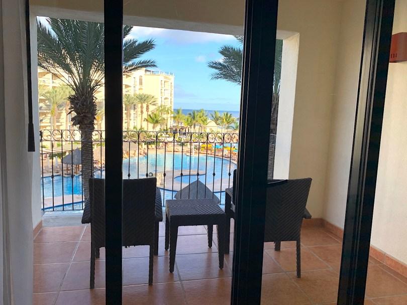 Hyatt Ziva Los Cabos Oceanview double master room balcony view