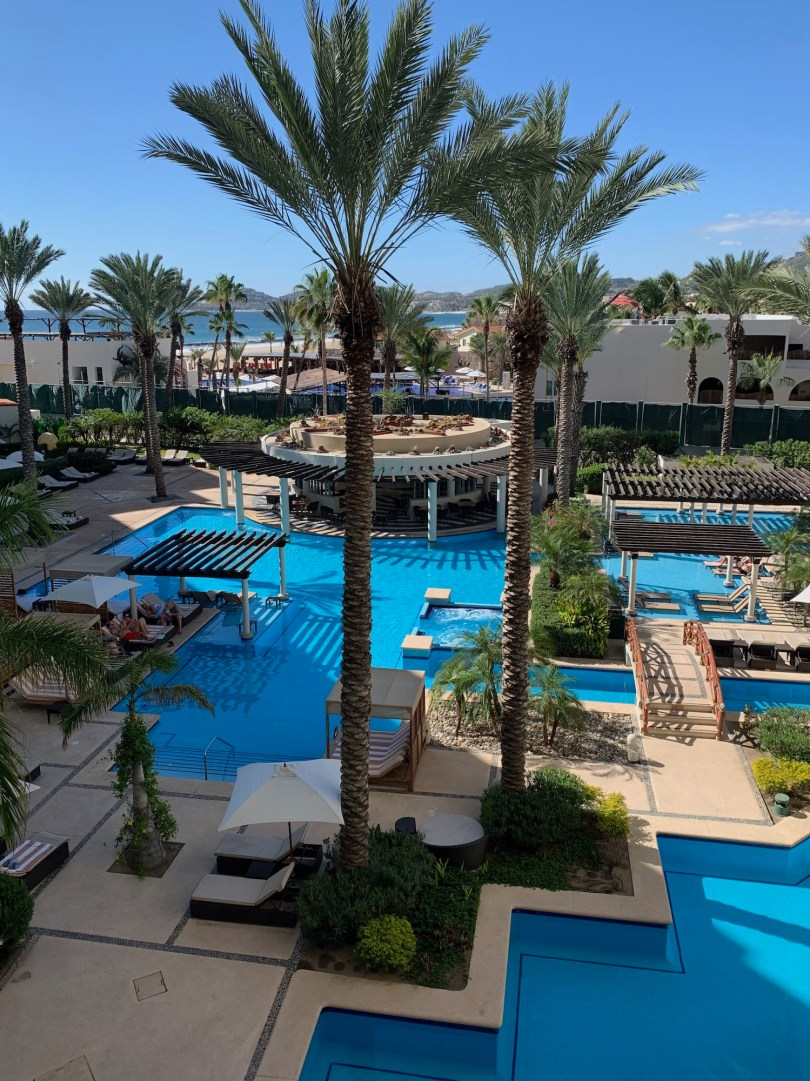Hyatt Ziva Los Cabos review adults only pool
