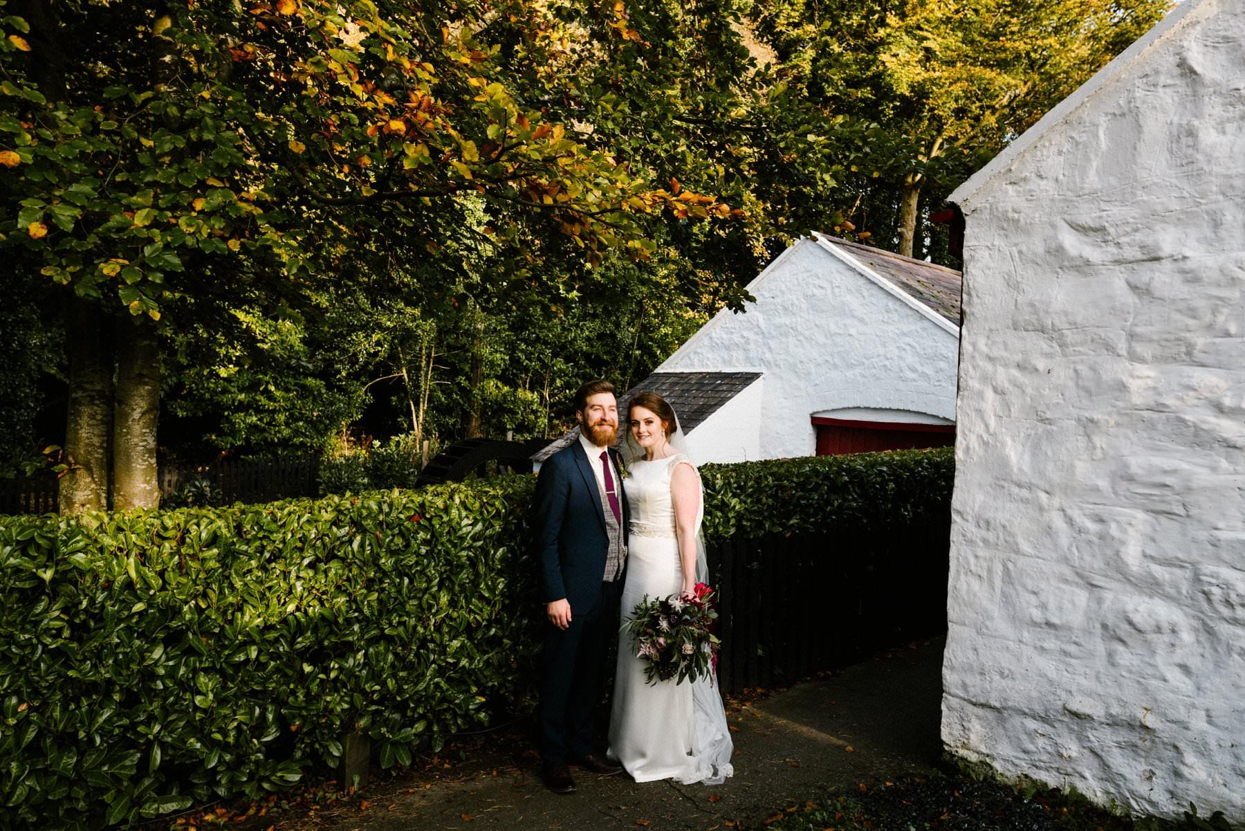 Northern Ireland Wedding Photography  Aaron and Kathryn