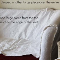 How To Make A Slipcover For Sofa Bed Small Apartment Couch Part 1