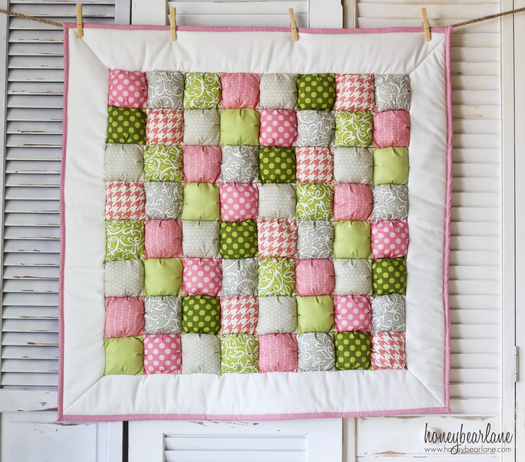 New Puff Quilts Are Here Honeybear Lane