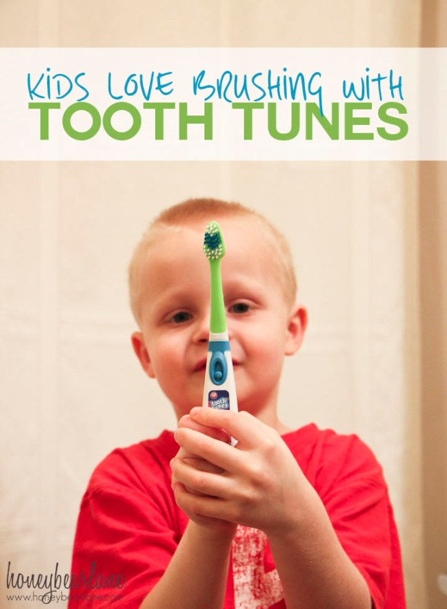 tooth tunes toothbrushes