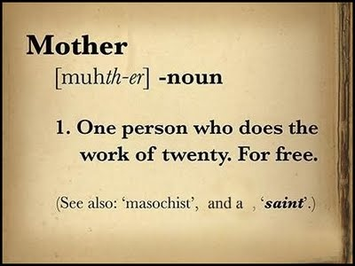 definition of mother