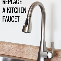 How To Repair Kitchen Faucet Knotty Pine Cabinets For Sale Replace A Honeybear Lane