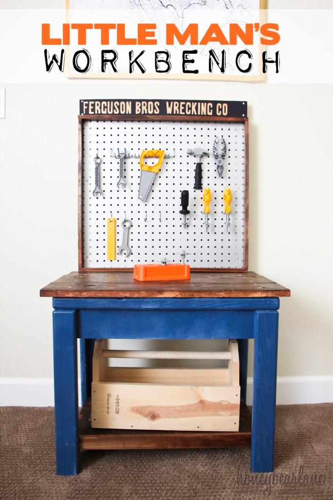 Little Man's Workbench
