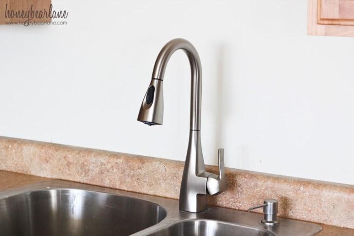 Replace Kitchen Faucet Honeybear Lane Apps Directories