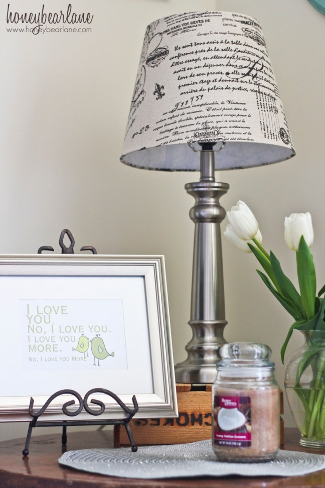 bhg lamp and accessories