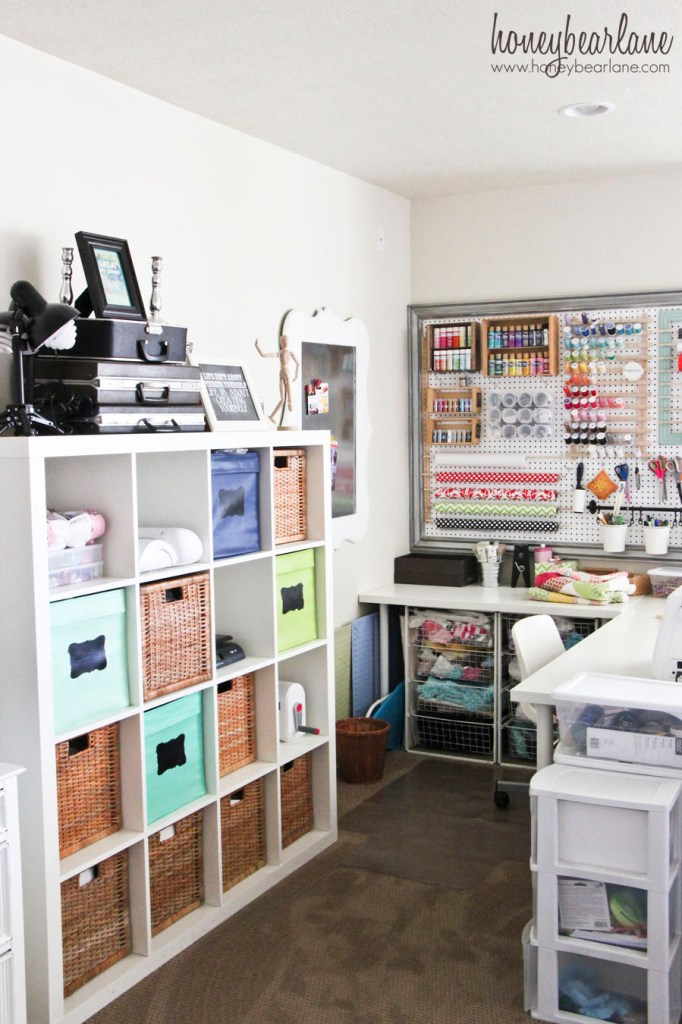 Crafting Space and Storage