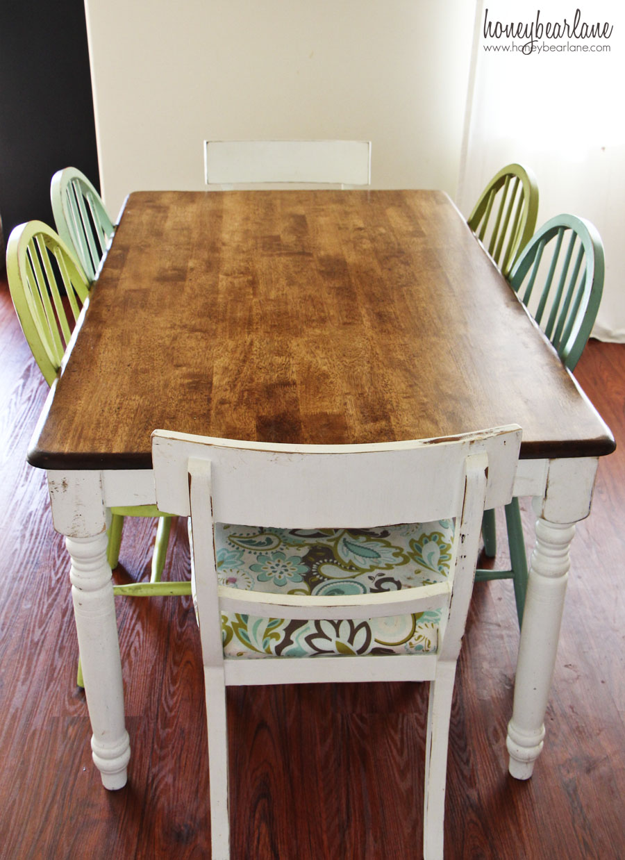 Best Finish For Wood Kitchen Table Top
