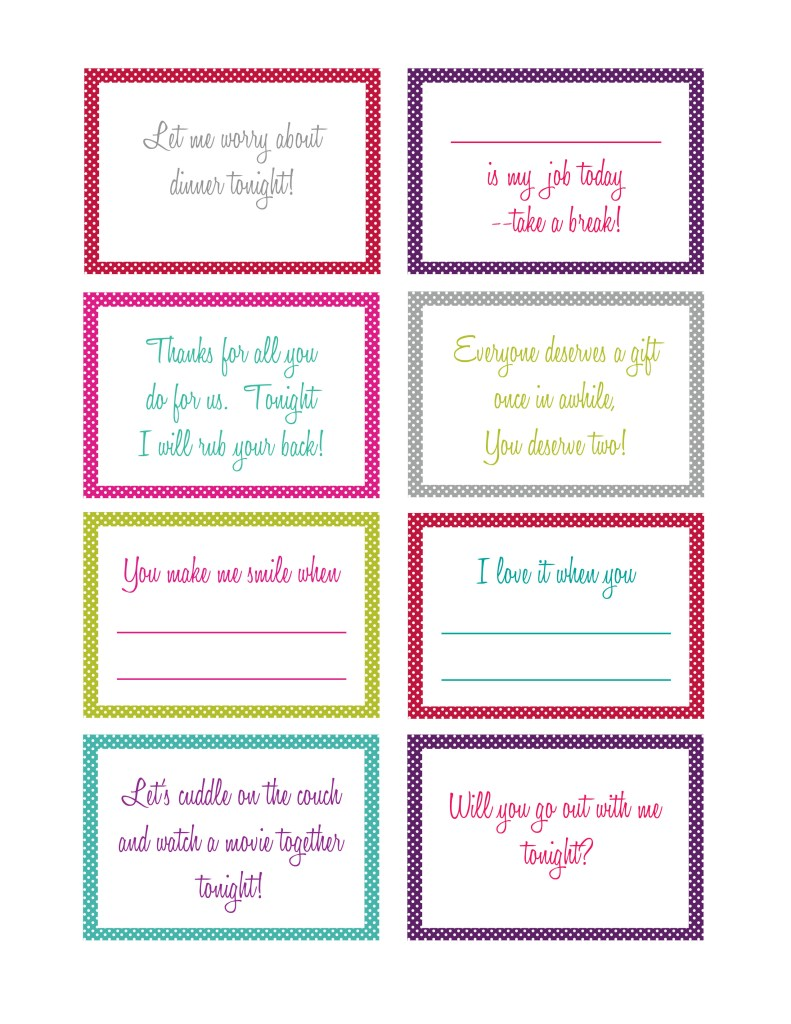 14 days of love page 2