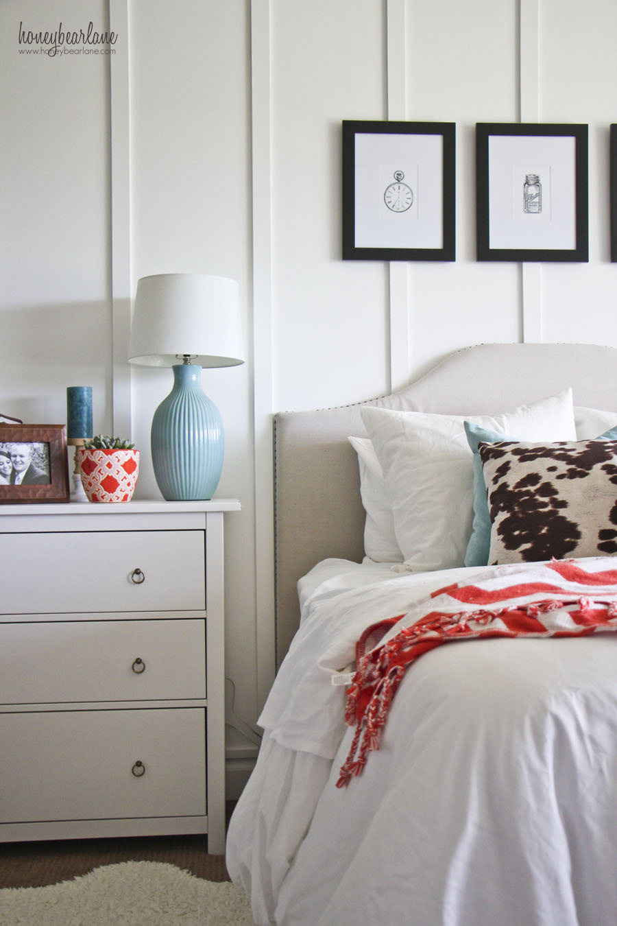 Master Bedroom Makeover Honeybear Lane
