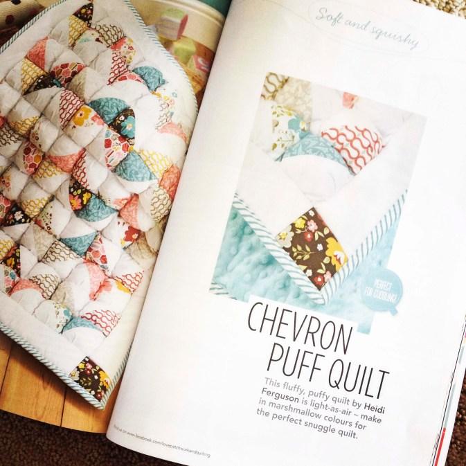 charlotte chevron quilt magazine