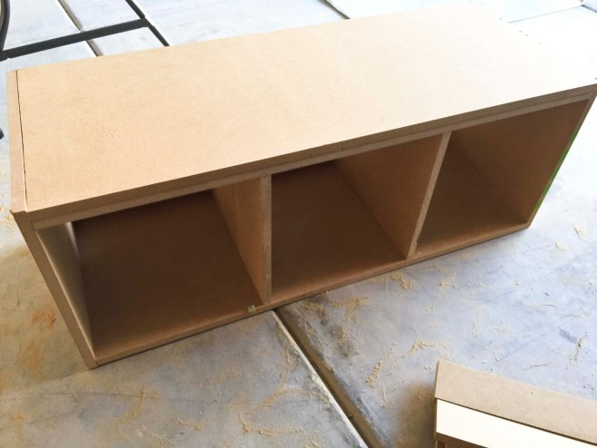 building a built in mudroom bench
