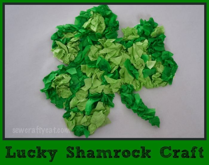 20 Colorful St Patricks Day Crafts  HoneyBear Lane