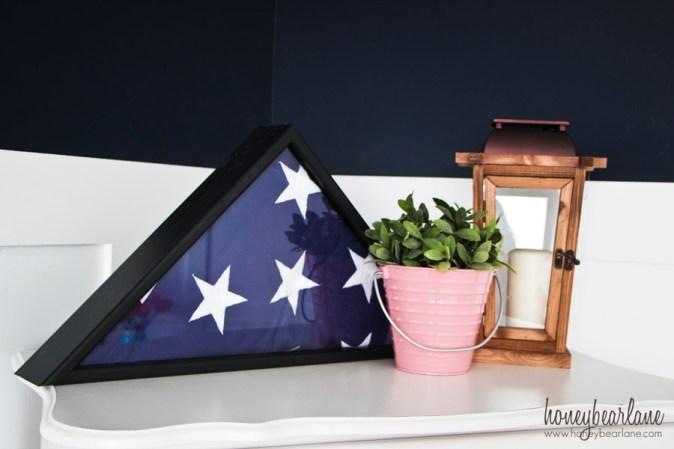 flag box