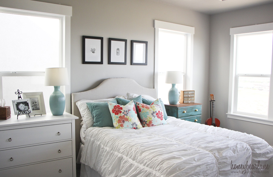 Coastal Bedroom Decor  Honeybear Lane