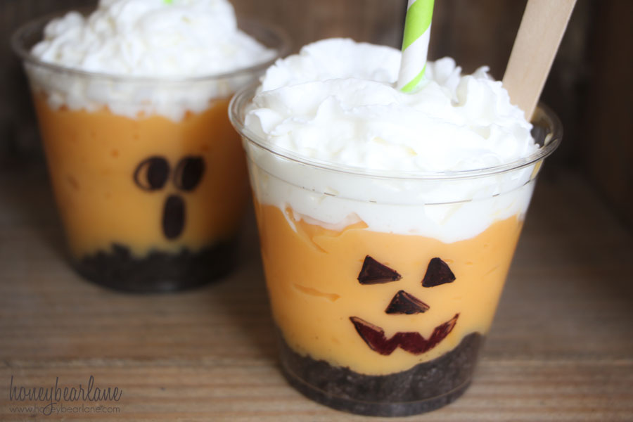 pumpkin puddings