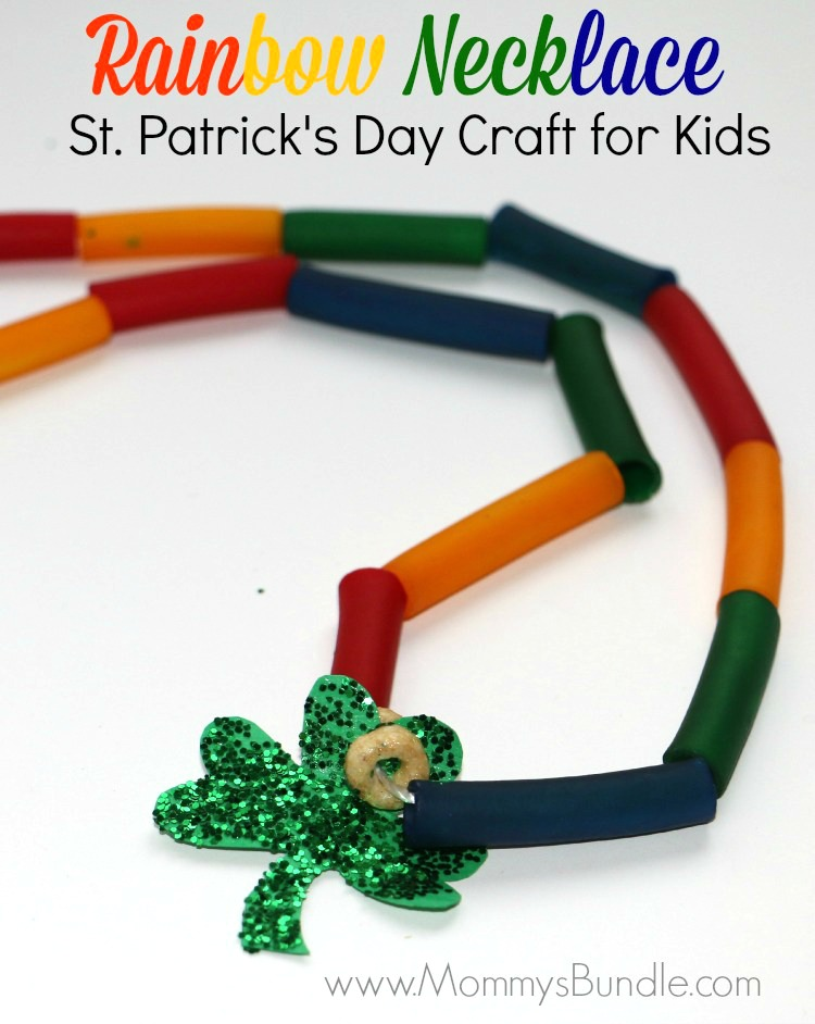 25 Easy St. Patrick's Day Crafts For Kids - there are great activities and ideas for all kids on this list!