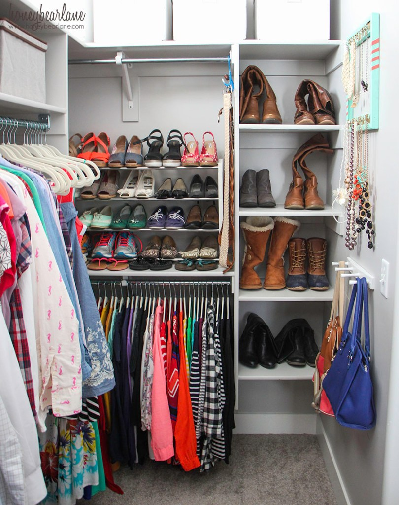 closet organization 1