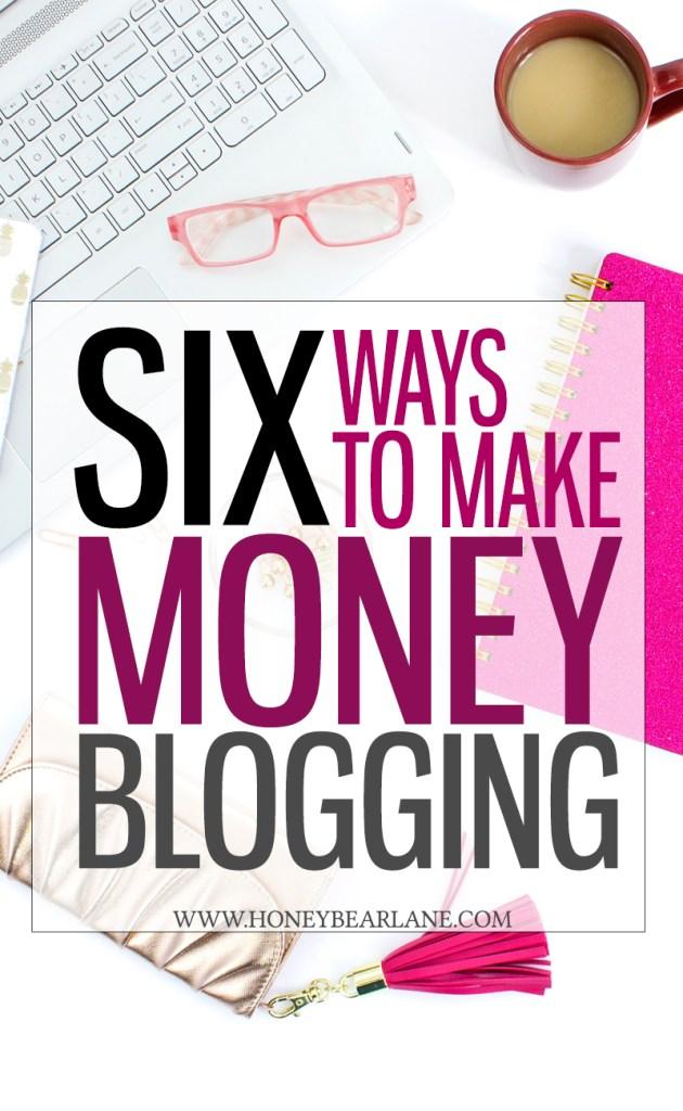 six-ways-to-make-money-blogging