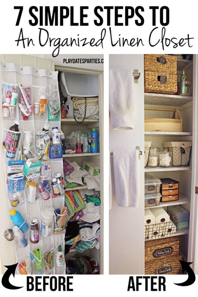 25 Way to Organize Your Whole House  Honeybear Lane