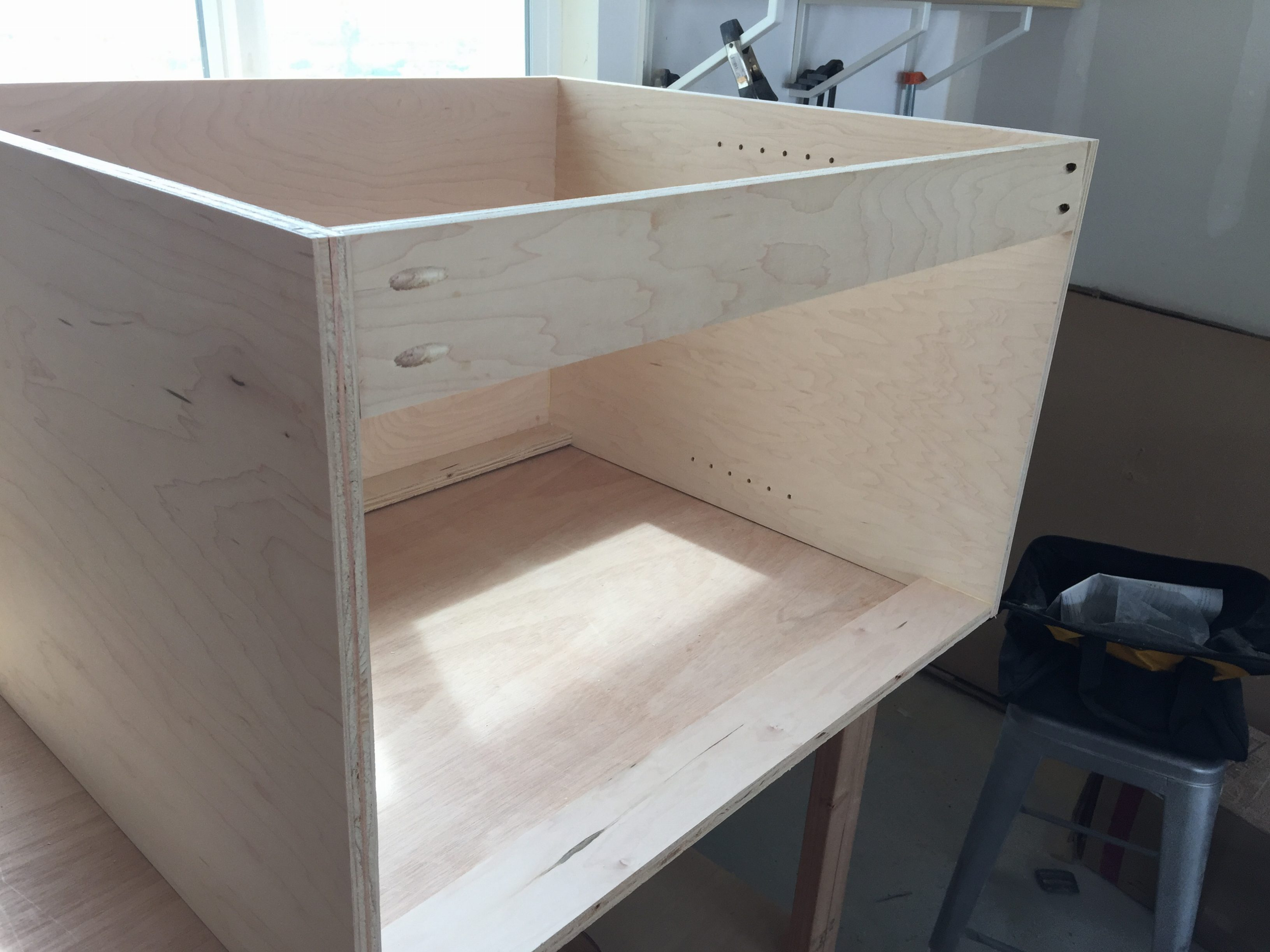 cabinet built ins around fireplace