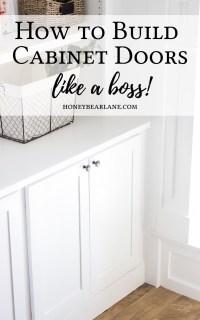 Homemade Cabinet Doors - Photos Wall and Door ...