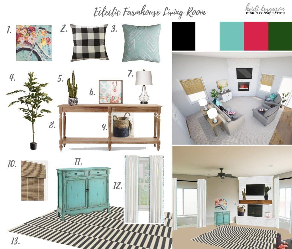 Interior Design Examples Living Room