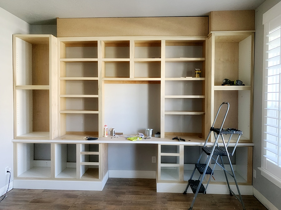 building office built ins