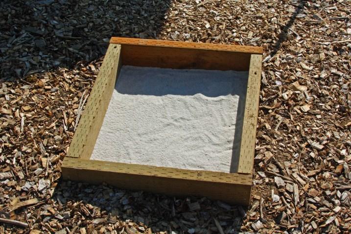Sandbox-for-bees