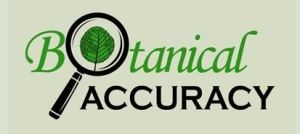 Botanical Accuracy logo
